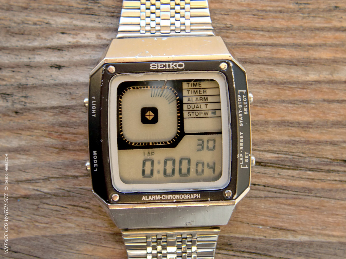 Seiko G757 Chronograph