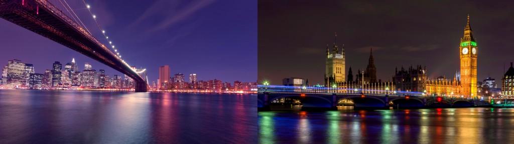 Manhattan - London